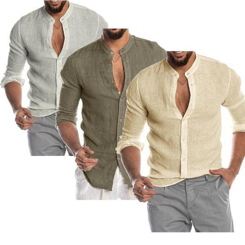 Pack of 03 Casual Handsome Men Shirt