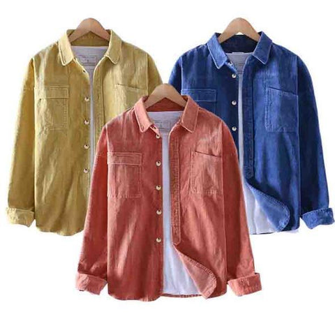 Combo Of 3 Casual Thick Shirt
