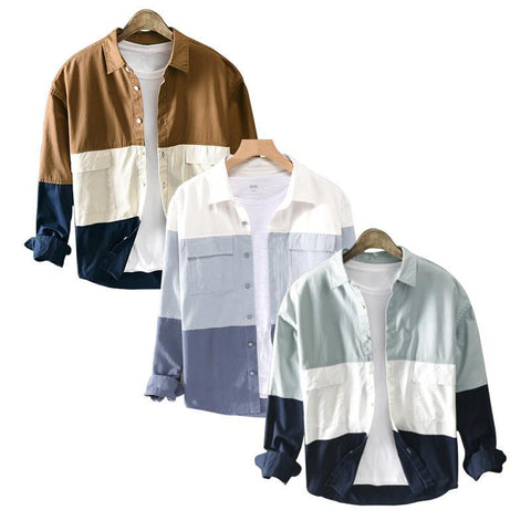 Combo Of 03 Autumn Casual Shirt