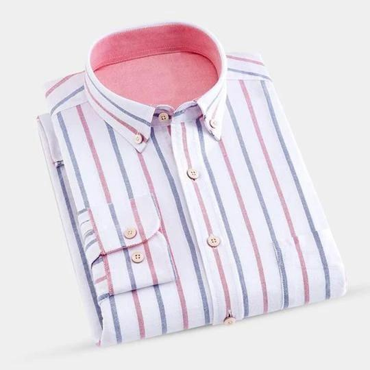 Combo Of 3 Checkered Slim Fit Casual Shirts