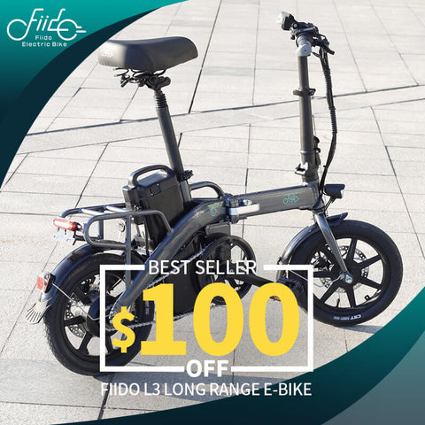 FIIDO L3 foldable electric bicycle