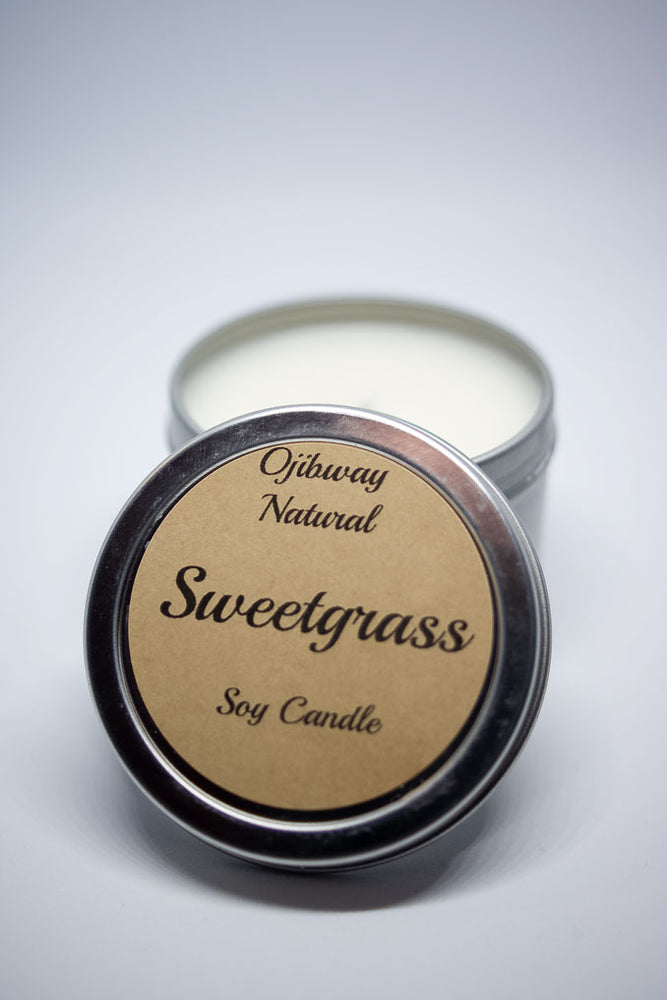 Sweetgrass - Soy Candle