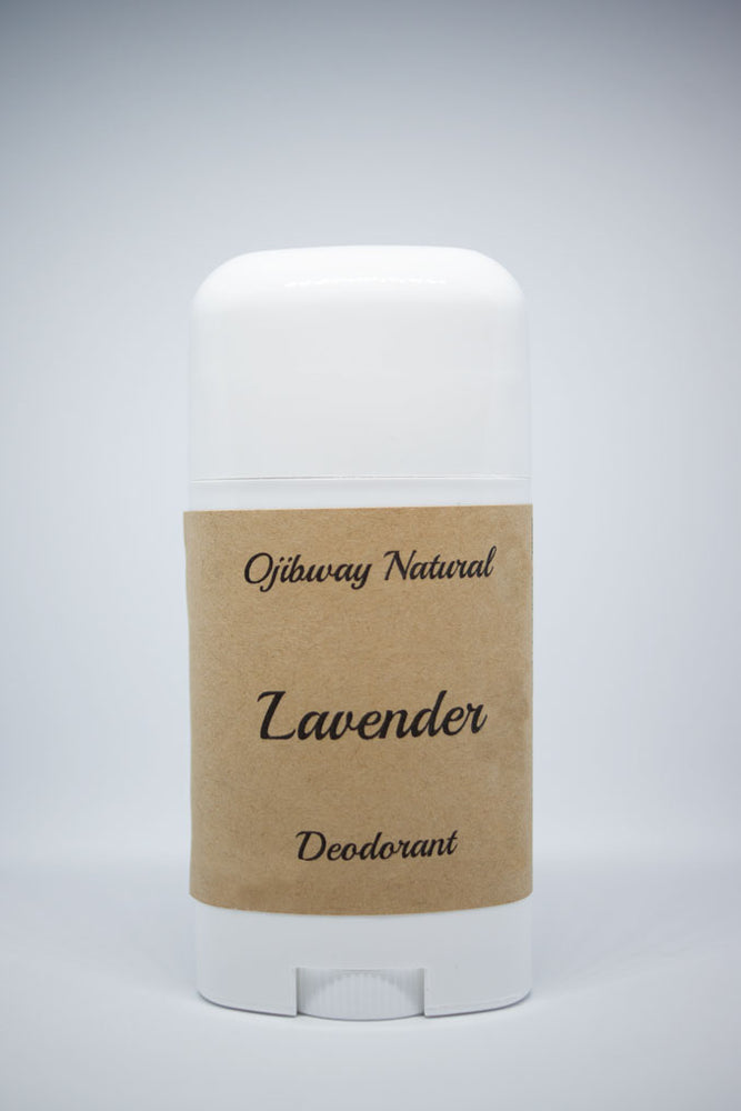 Deodorant. Lavender. Natural Products. Ojibway Natural. Eau de Toilette