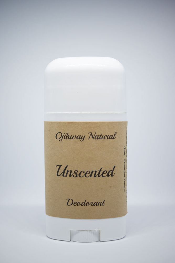 Load image into Gallery viewer, Deodorant. Unscented. Natural Products. Ojibway Natural. Eau de Toilette
