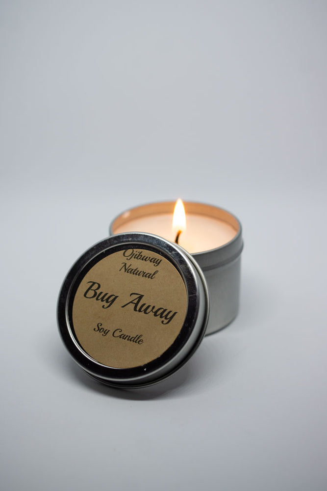 Load image into Gallery viewer, Bug Away - Soy Candle