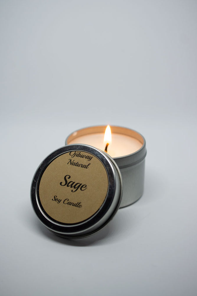 Load image into Gallery viewer, Sage - Soy Candle