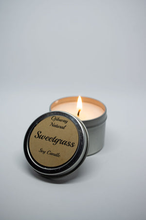Load image into Gallery viewer, Sweetgrass - Soy Candle