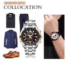 Load image into Gallery viewer, Luxury Brand Men Watches