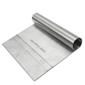 Stainless Steel Pizza Dough Cutter