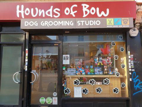 Hounds of Bow 347 Roman Road
