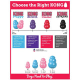 Choose the Right KONG® Puppy