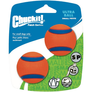 Chuckit® Ultra Ball 2 Pack Small