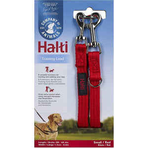 Company of Animals Halti Training Lead Large Black