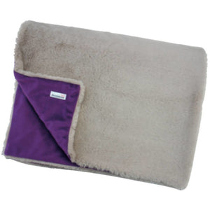 Doodlebone® Dog Blanket  Stone Purple