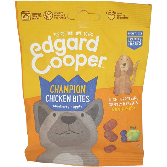 Edgard & Cooper Chicken Bites 50g