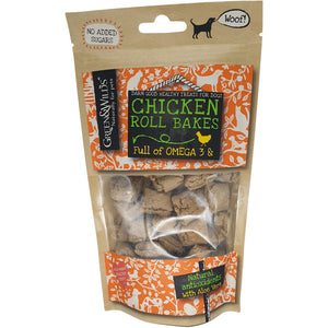 Green & Wilds Chicken Roll Bakes 150g