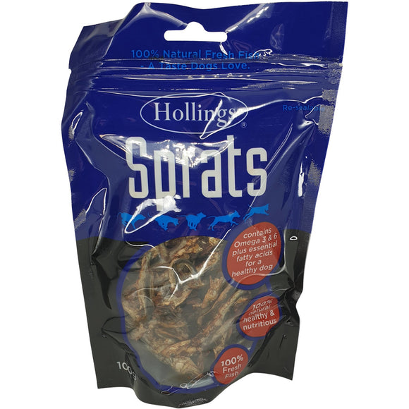 Hollings Sprats