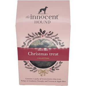 Innocent Hound Christmas Treat Collection 180g