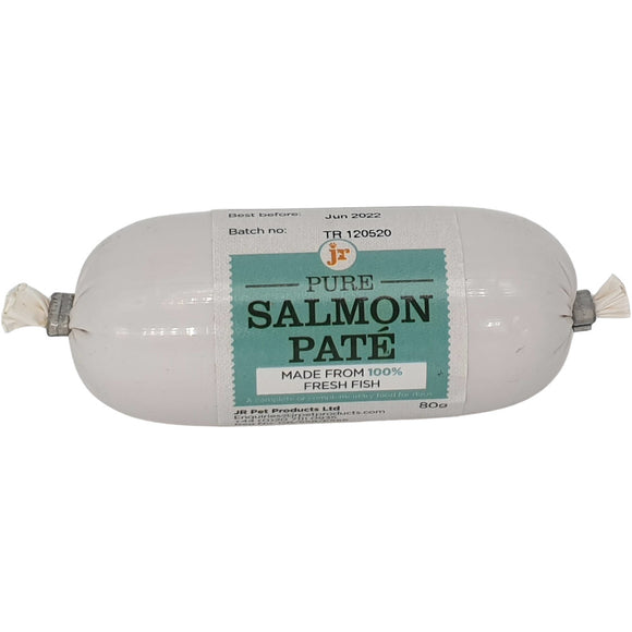 JR Pet Products Pure Salmon Pate 80g