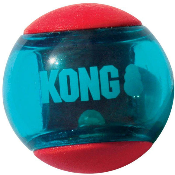 KONG Squeezz® Action Balls Red