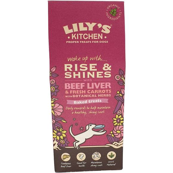 Lilys Kitchen Rise & Shines 100g