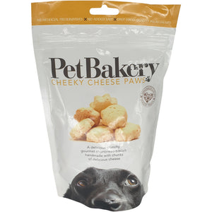 Pet Bakery Cheeky Cheese Paws 190g