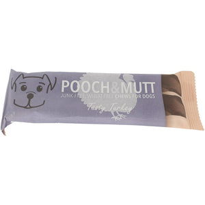 Pooch and Mutt Tasty Turkey Chew 40g