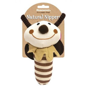 Rosewood Natural Nippers Shake & Rattle