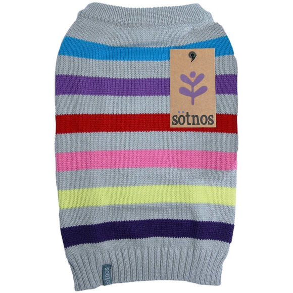 Sotnos Stripe Sweater