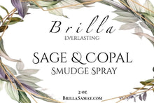 Load image into Gallery viewer, Sage & Copal - Smudge Spray