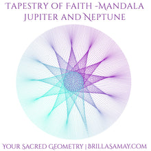 Load image into Gallery viewer, Spiritual Mandalas - View Your Sacred Geometry