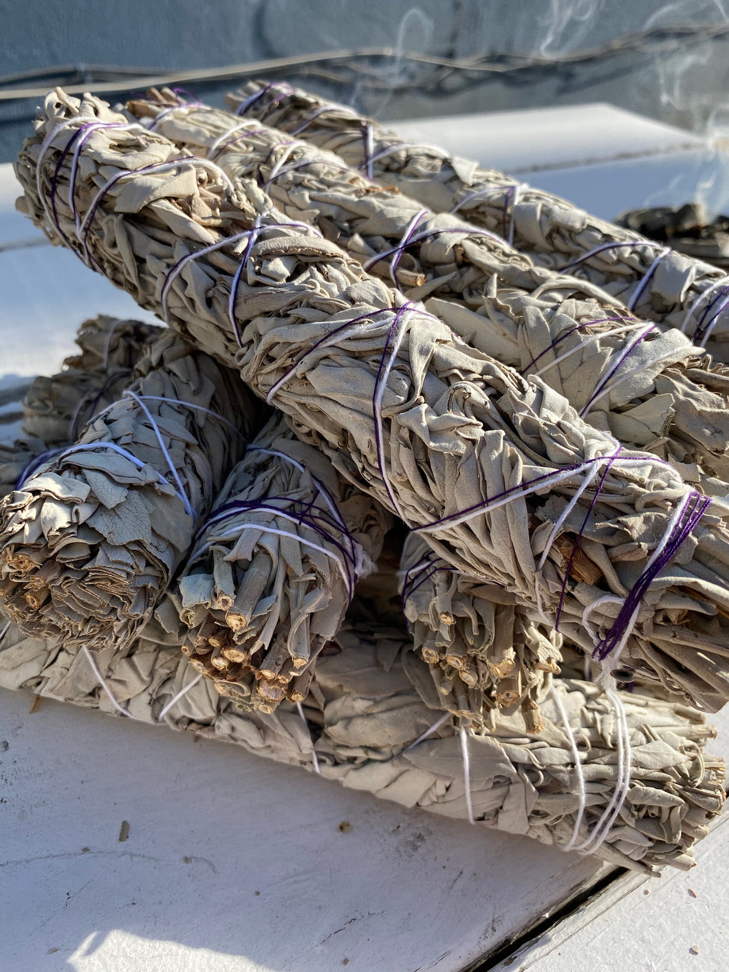 White Sage Bundle | ORGANIC LARGE White Sage