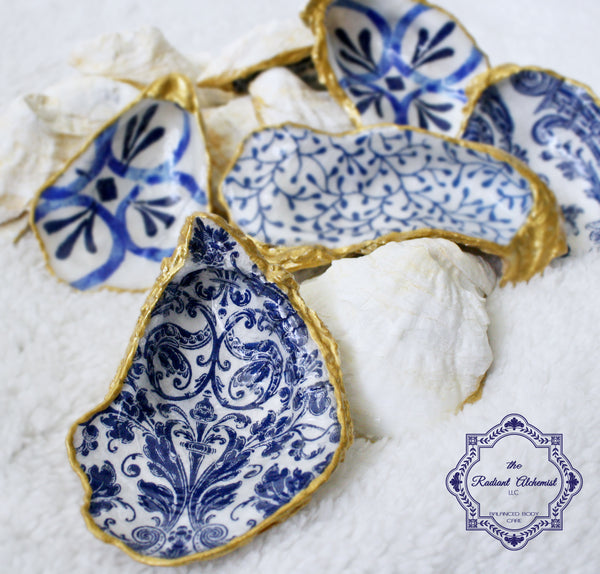Azulejo Painted Shells