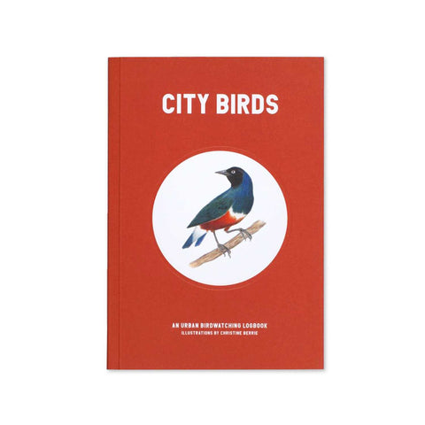 City Birds - An Urban Birdwatching Logbook