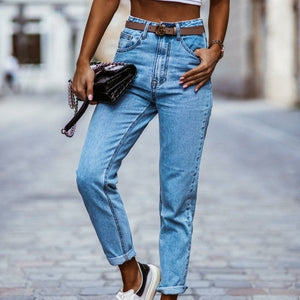 Skinny High Waist Jeans - Southern Rae's