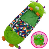 Sleeping Bag - Blanket - 2Pcs Set
