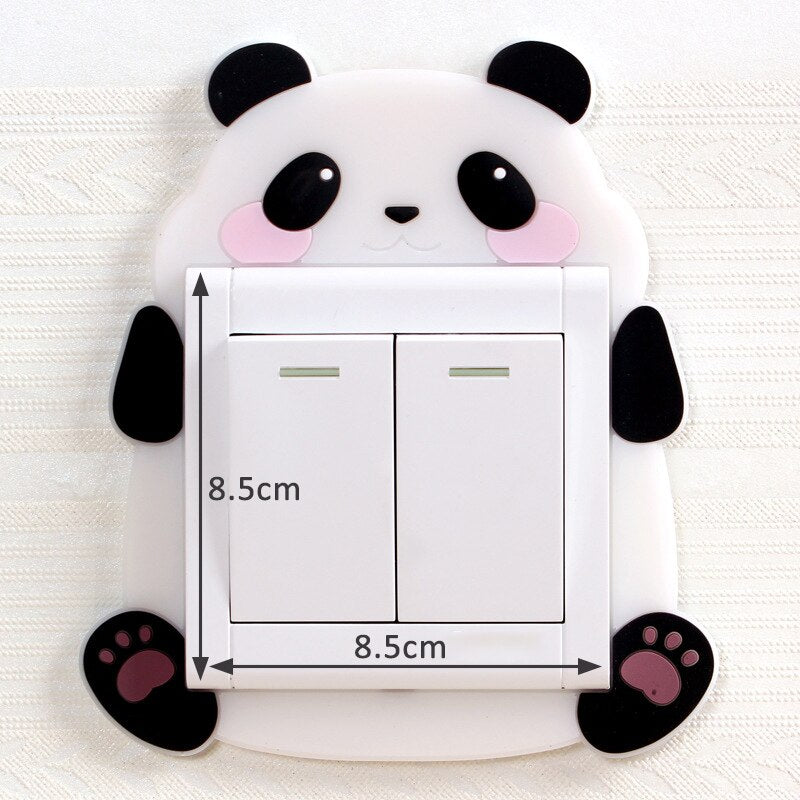 Cartoon & Animal Wall Switch Cover