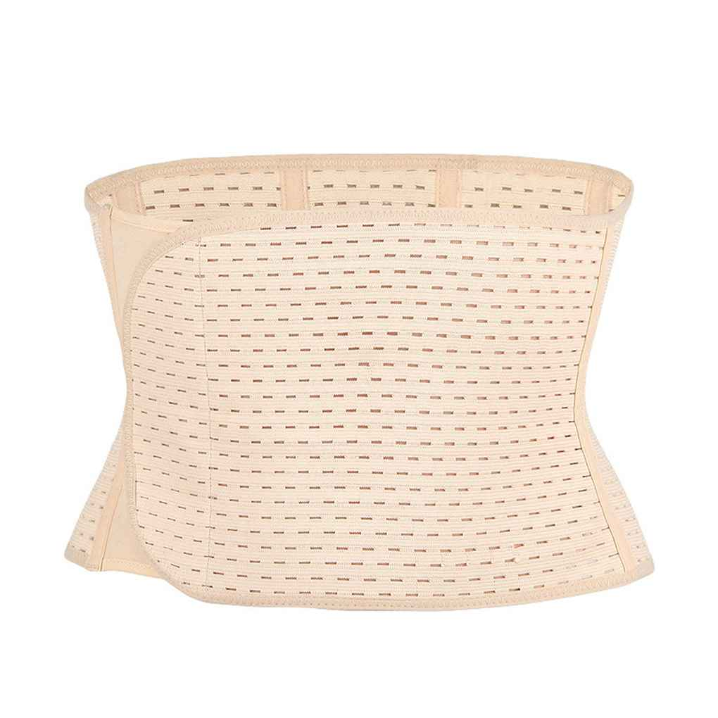 Postpartum Abdomen Strap Belly Band with Back Support