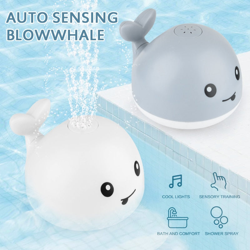 Whale Electric Bath Toy