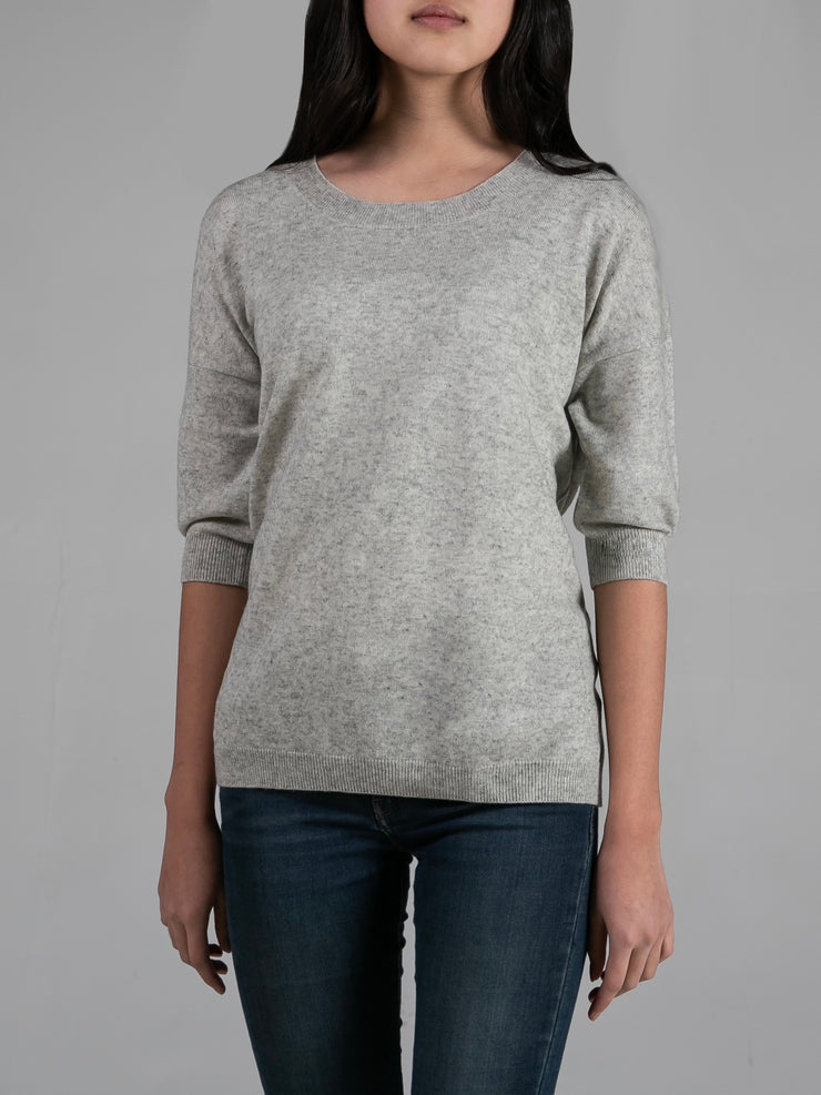 Free Size Round Neck Sweater