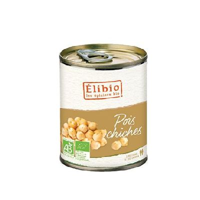 POIS CHICHES BIO 400G