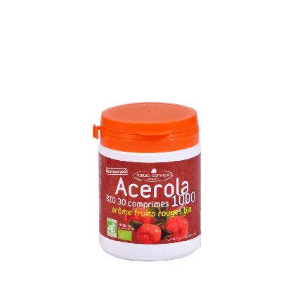 Acerola Fr.Rouge 1000Mg X30Cps