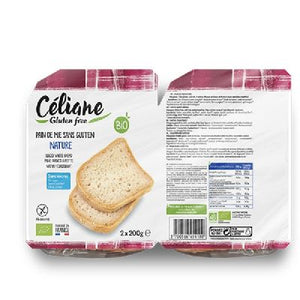 PAIN DE MIE NATURE 400G