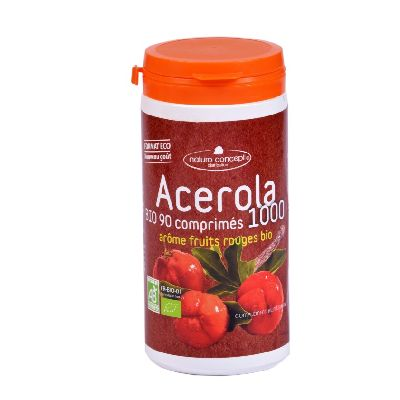 Acerola 1000Mg X90Cps