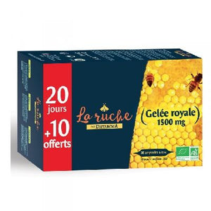 Gelee Royale 20+10 Grat X15Ml