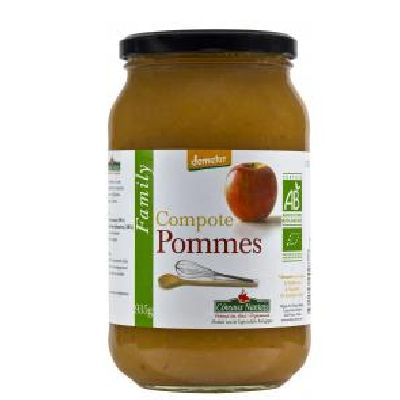 COMPOTE POMMES 935G