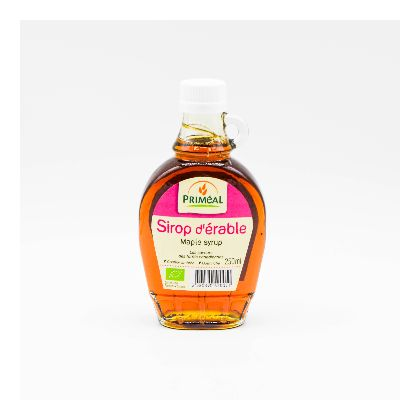 Sirop D'Erable Grade C 250Ml