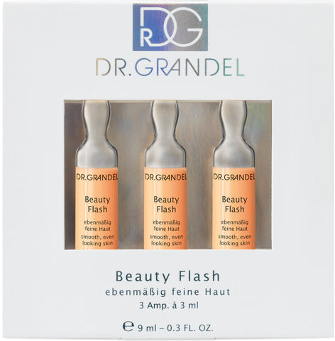 DR. GRANDEL Beauty Flash Ampulle 3 x 3 ml