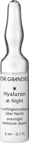 DR. GRANDEL Hyaluron at Night Ampulle 3 x 3 ml