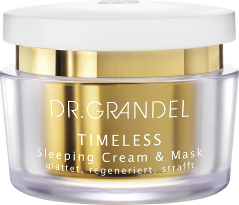 DR. GRANDEL Timeless Sleeping Cream & Mask 50 ml